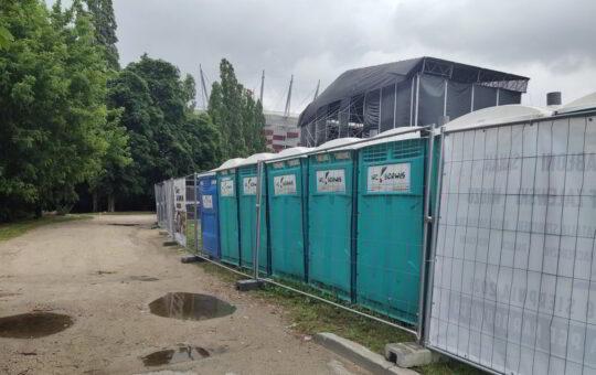 toalety przenośne na wynajem